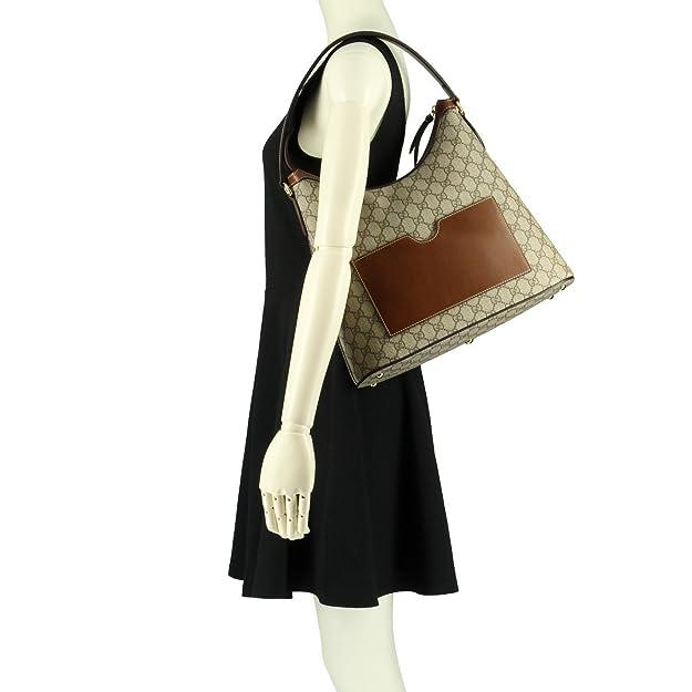 b506d2e1958 Genuine GUCCI GG Supreme Hobo  Amazon.ca  Shoes   Handbags