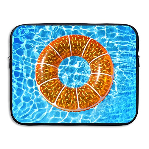 - Fashion Laptop Sleeve Case Summer Orange Fruit Swim Ring Computer Storage Bag Portable Protective Bag Briefcase Sleeve Bags Cover MacBook/Ultrabook/Notebook/Laptop