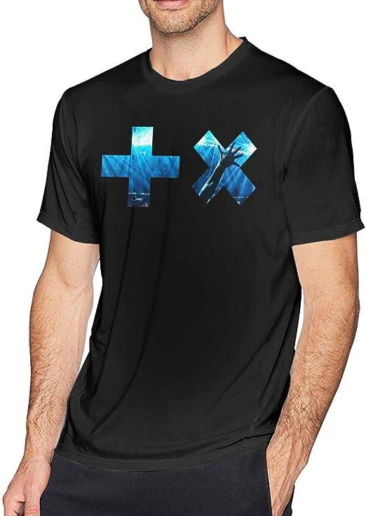 Martin Garrix T Shirts Youth Short Sleeve Casual T-Shirts Tops for Boy Girl