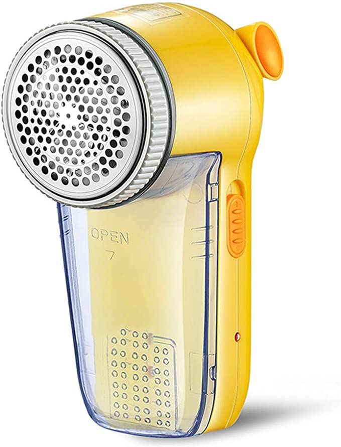 Suéter eléctrico Máquina de afeitar portátil Fuzz Remover, Ropa ...