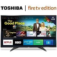 Toshiba 55LF621U19 55-inch 4K Ultra HD Smart LED TV HDR - Fire TV Edition