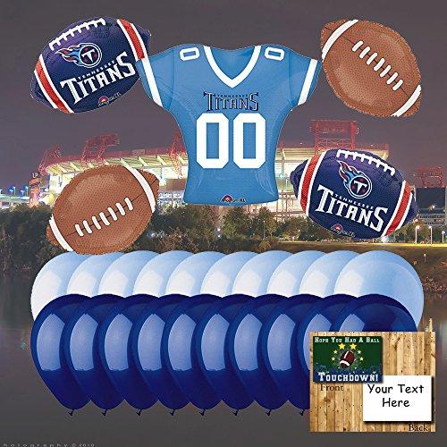 Tennessee Titans Balloon Set -