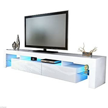 Amazon.com: Helios 200 TV Stand para el salón/TV Centro de ...
