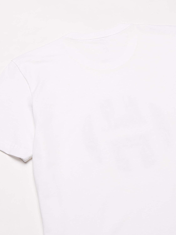 Hombre adidas Harden Logo tee Camiseta de Manga Corta White M