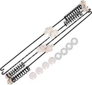 W10780051 Washer Suspension Rod Kit Set for Whirlpool Maytag Kenmore Washing Machine, Replaces W10317708, W10317709