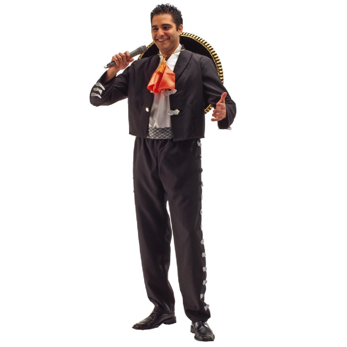 Disfraz mejicano adulto. Talla 50/52.: Amazon.es: Juguetes y ...