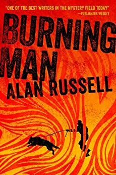 Burning Man (A Gideon and Sirius Novel Book 1) by [Russell, Alan]