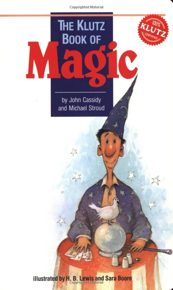 magic for the complete klutz pdf free download