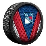 Inglasco NHL New York Rangers 510AN000613 Souvenir Puck