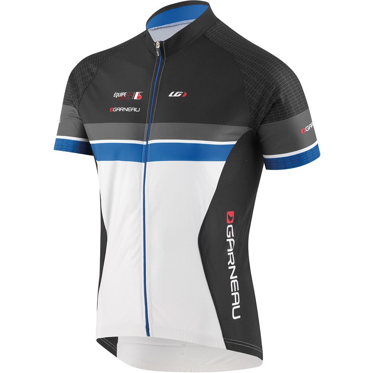 Freedom isn t free cycling jersey - Amazon Com Louis Garneau Men S Equipe Series Jersey 2014 Cycling Jerseys Sports Outdoors