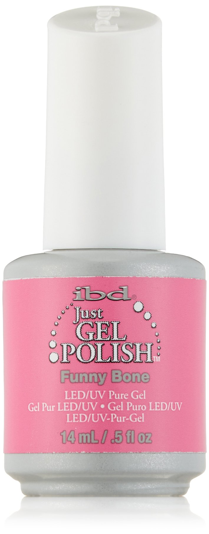 Home ibd just gel polish ibd just gel polish abracadabra - Ibd Just Gel Nail Polish Funny Bone 0 5 Fluid Ounce