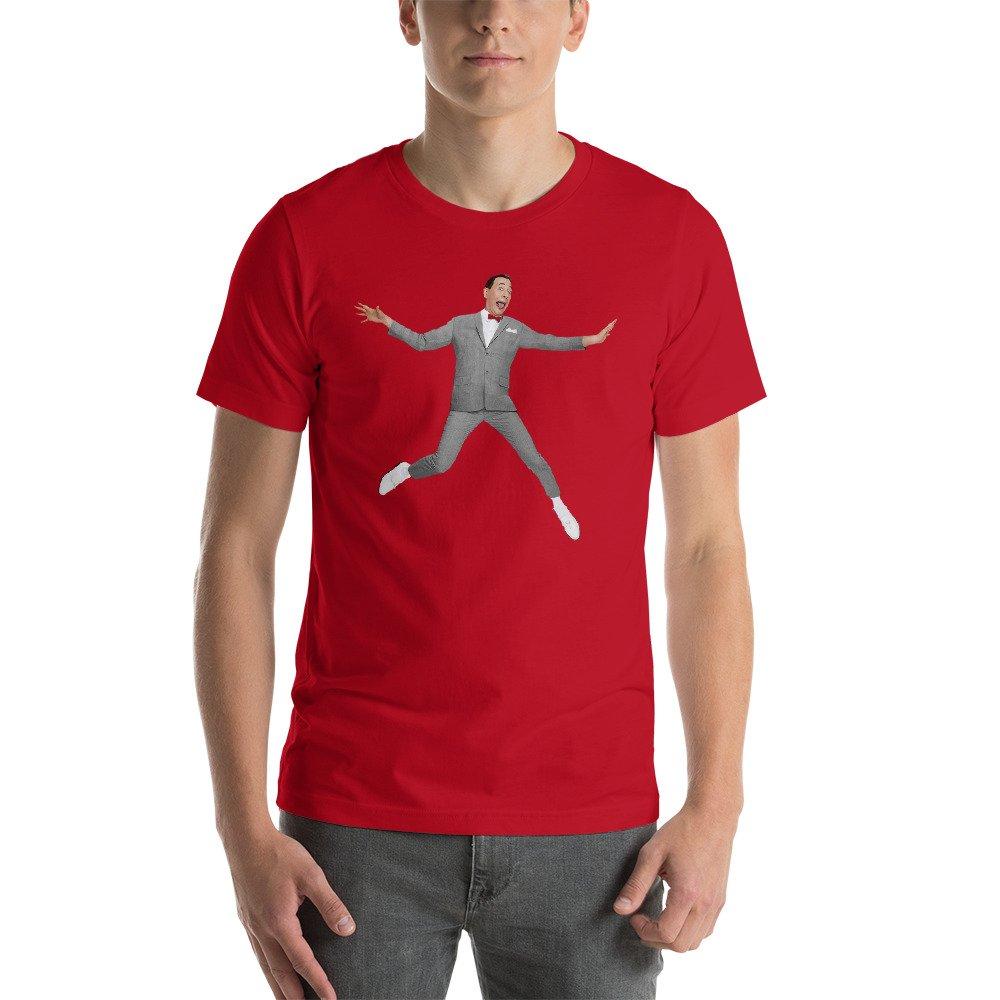 Beyond The Seen Peewee Herman Shirt