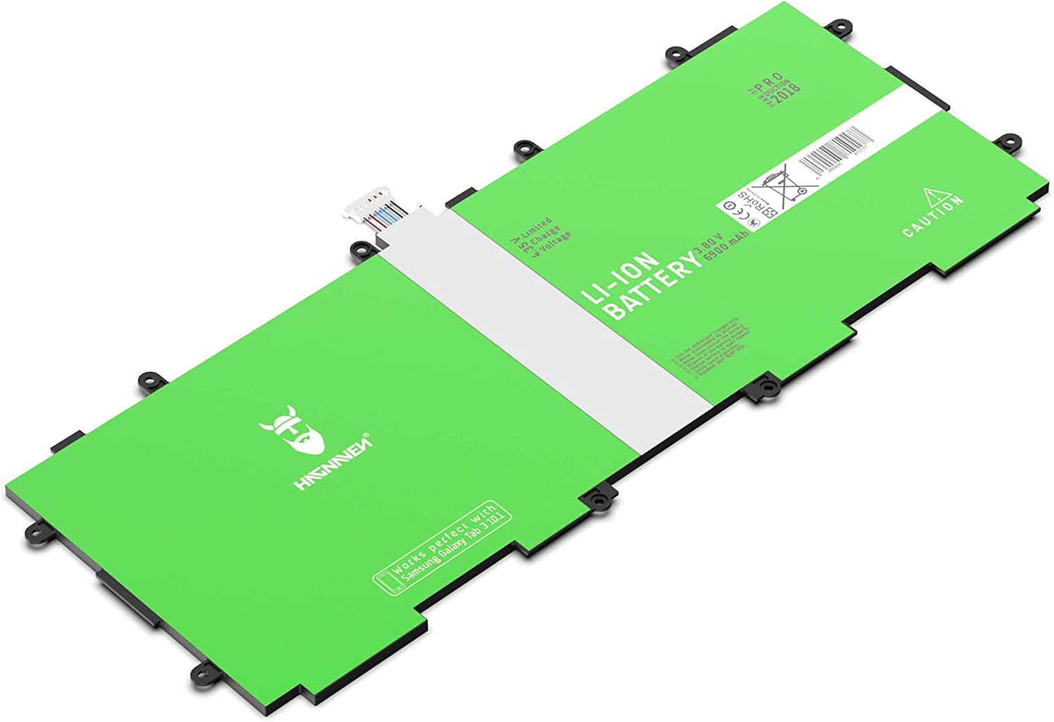 High-end quality accumulator cells Powerful spare battery Hagnaven/® Li-polymer battery for Galaxy S5 SM-G900F 2900 mAh unbeatable power and pure strength Replaces EB-BG900BBE