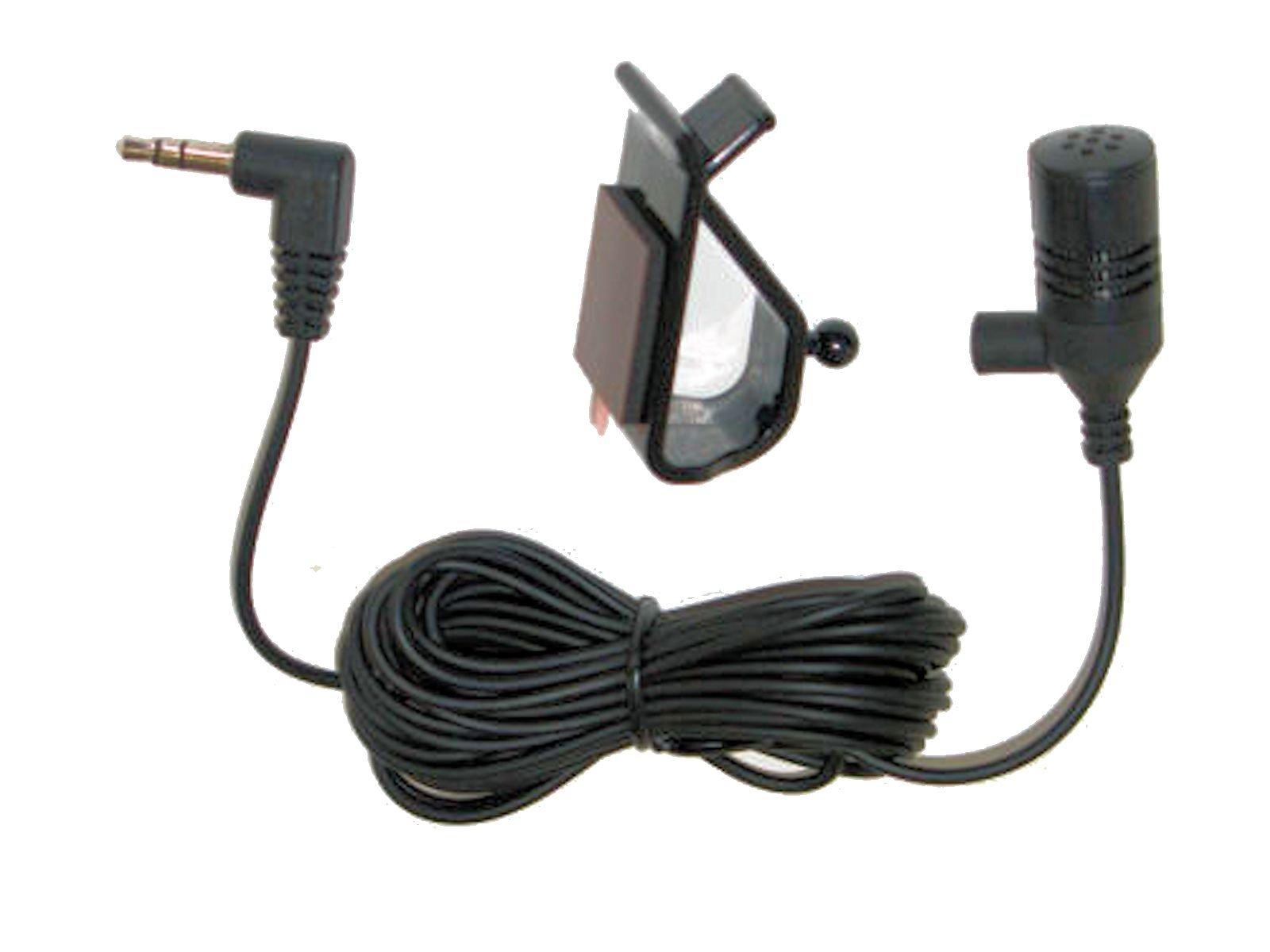 Genuine Alpine Microphone for CDE125BT CDE126BT CDE133BT CDE135BT CDE136BT CDE143BT CDE147BT CDE153BT CDE154BT CDEHD137BT