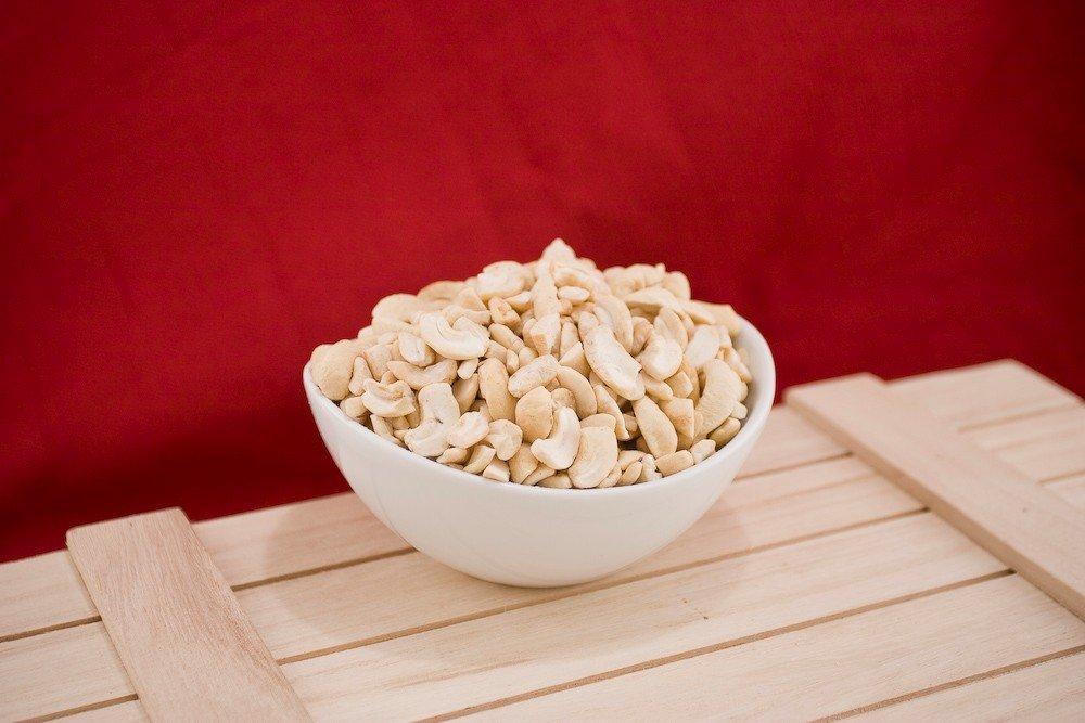 Raw Cashew Pieces (10 Pound Case)
