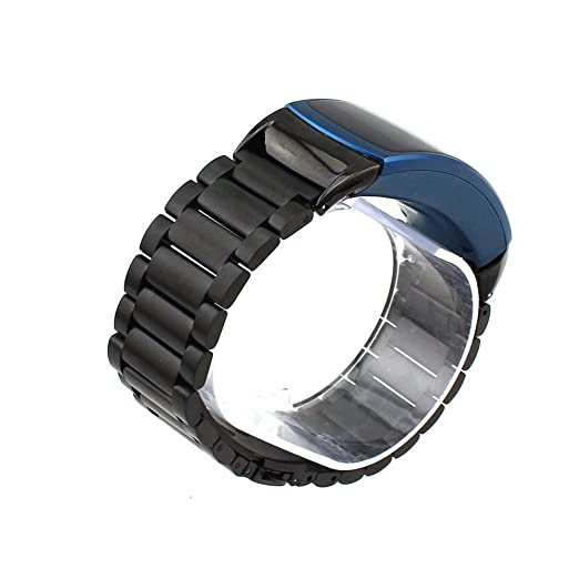 3 opinioni per Gear FIT2- Cinturino di ricambio in pelle per Samsung Gear Fit 2,SM-R360