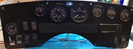 Amazon com: USED DASHBOARD INSTRUMENT CLUSTER 1998 FITS A BLUEBIRD