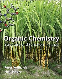ORGANIC CHEMISTRY VOLLHARDT 6E EBOOK