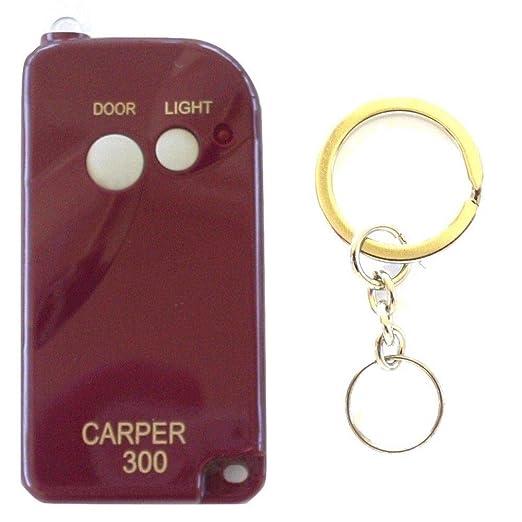Amazon.com: Carper CX-300 - Llavero con mando a distancia (1 ...