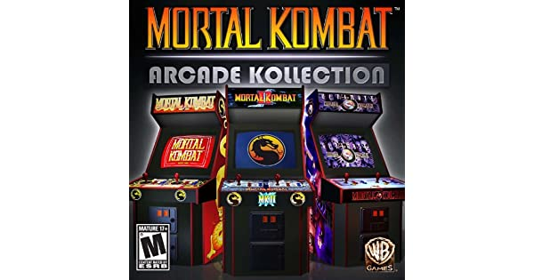 Mortal Kombat Arcade Kollection Crack Download --