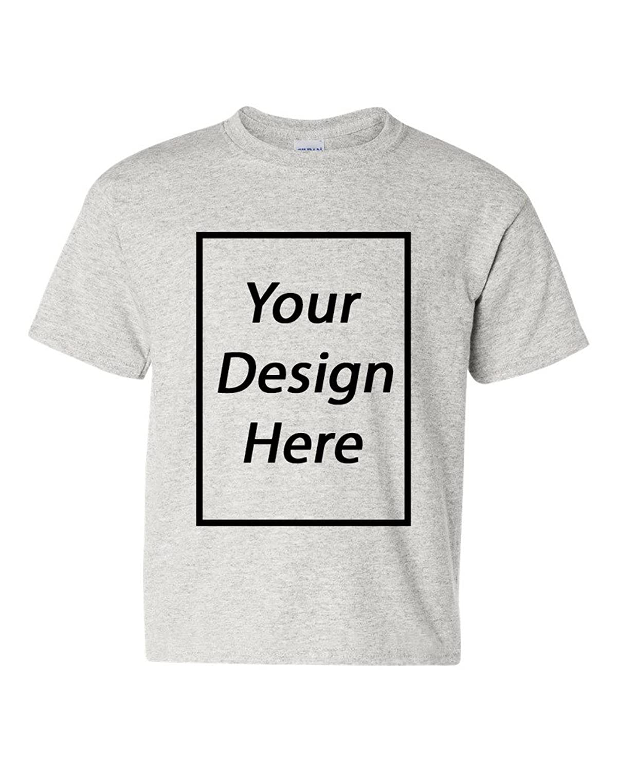37852bde Online Cheap wholesale Add Your Own Text Design Custom Personalized Youth  Kids T-Shirt Tee T-Shirts Suppliers