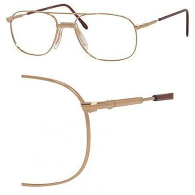 747090ed44 Eyeglasses Safilo Elasta 7045 0000 Rose Gold  Amazon.co.uk  Clothing