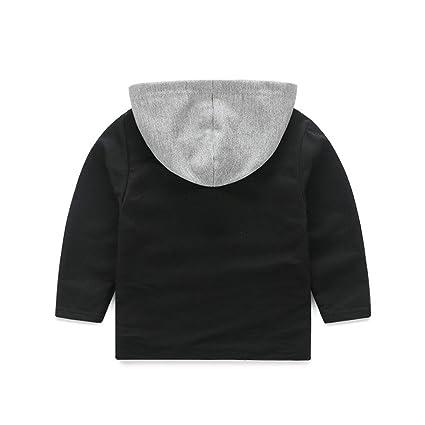 ❤ Conjunto para niños Impresión de Dinosaurios, Niños pequeños Bebés y niñas Dinosaur Bones Clothes Set Tops con Capucha + Pantalones Outfit Absolute: ...