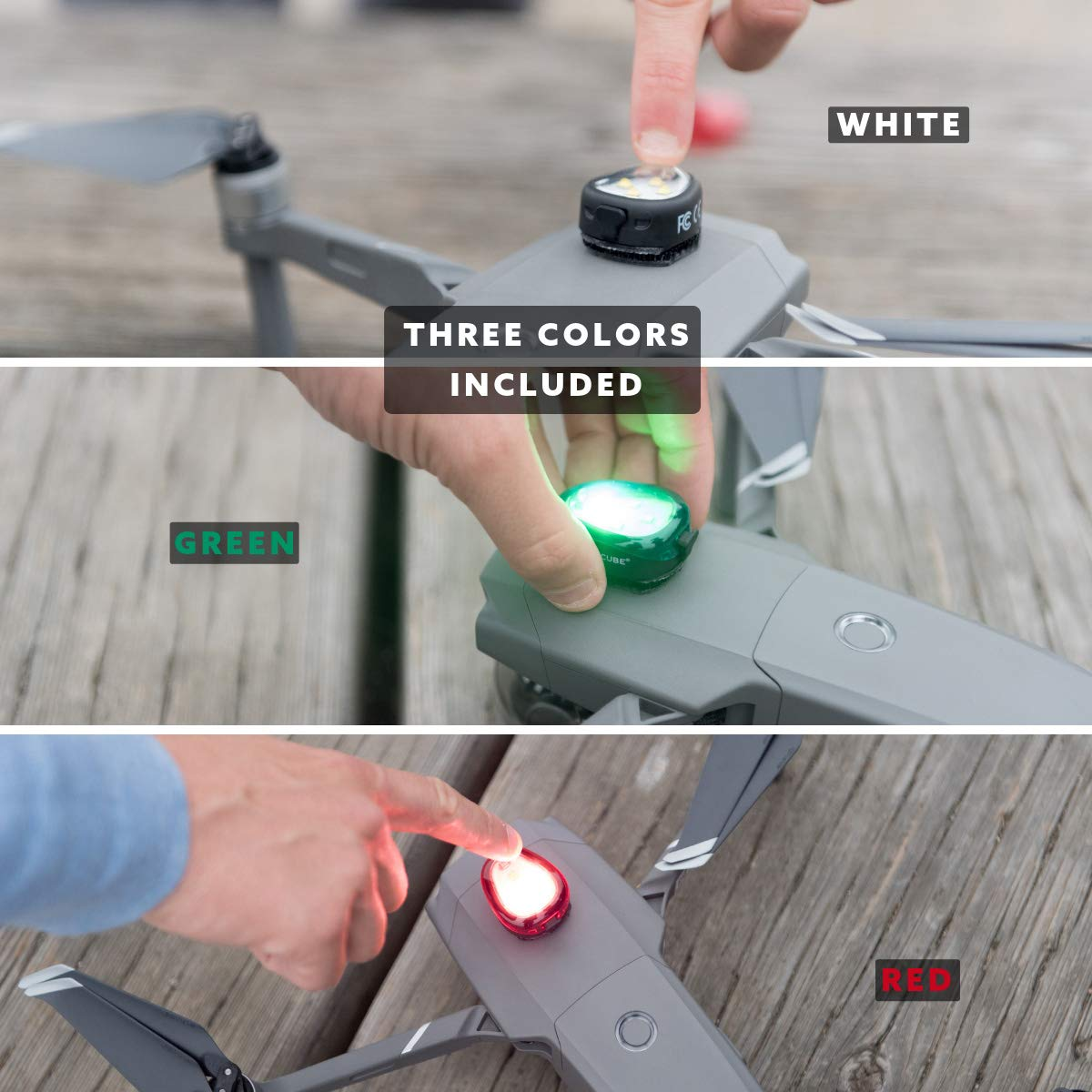 Lume Cube Strobe - Anti-Collision Lighting for Drone (1-Pack) by LUME CUBE (Image #6)