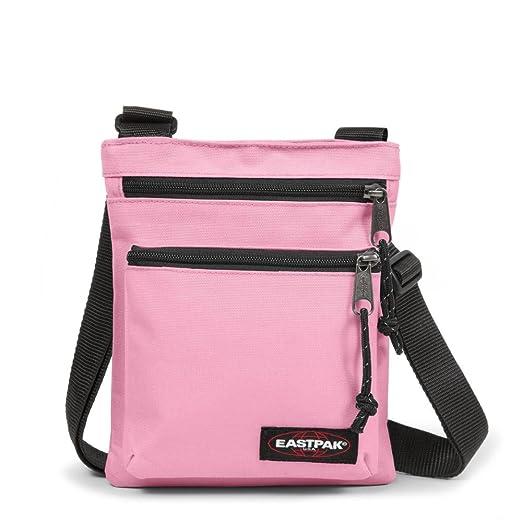 4 opinioni per Eastpak Rusher Borsa Messenger, 2 Litri, Rosa (Powder Pink)