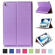Tsmine iPad Pro 9.7 Origami Slim Case - Ultrathin Magnetic Folio Stand Smart [ Automatic Wake / Sleep Feature ] Premium Case Cover For Apple iPad Pro 9.7 inch Tablet, Purple