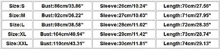 Berimaterry Blusas y Camisa Mujer Vaquera Sexy Camisetas de Gasa Tops Cremallera Manga Corta Blusas Cuello en V Ropa Ropa Mujer Verano 2019 Blusa Sexy Rosa Mujer Fiesta Blusones Talla Grande