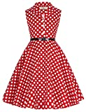 Kyпить Girls Flared Swing Special Occasion Dresses with Belt 8yrs CL9000-3 на Amazon.com