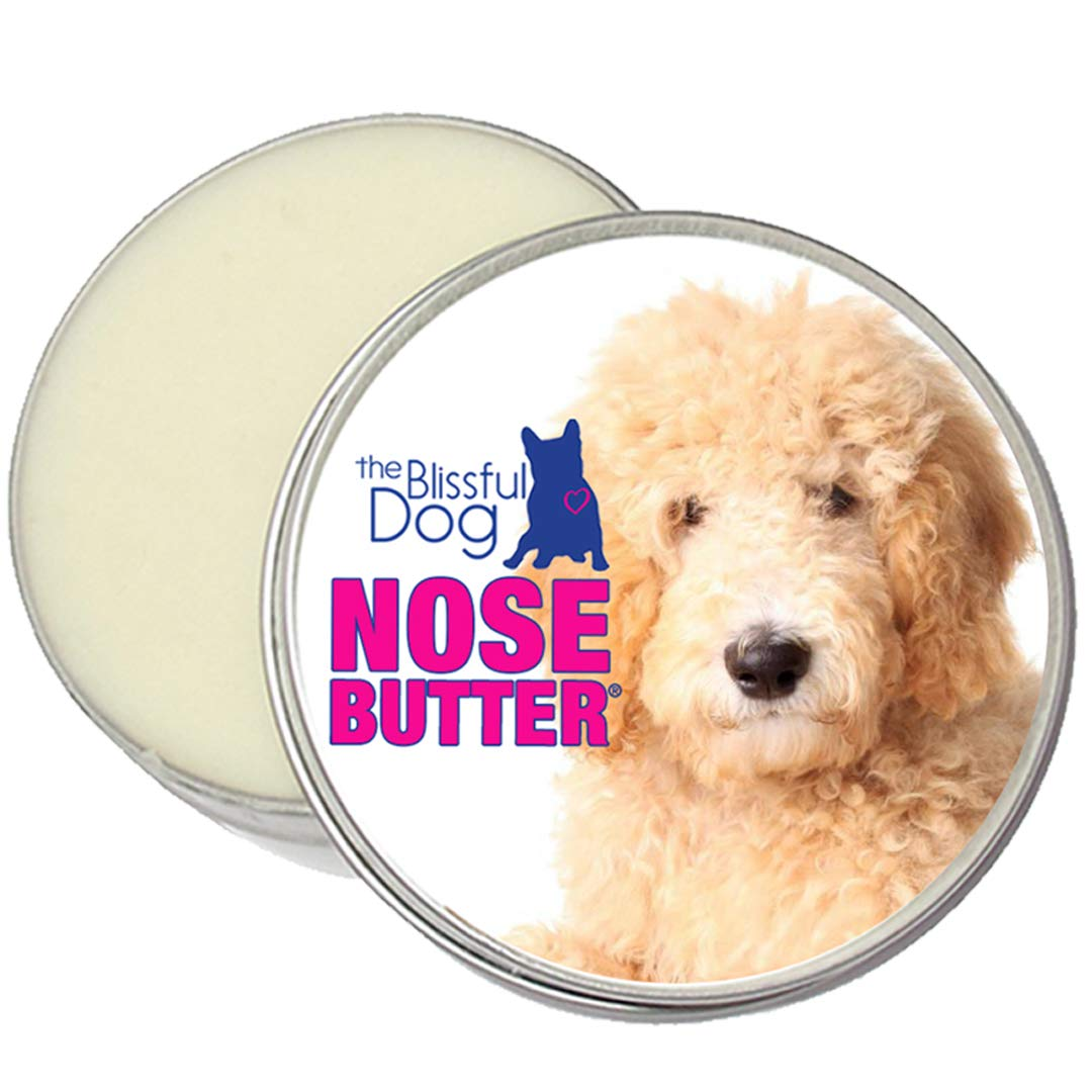 1-Ounce The Blissful Dog goldendoodle Unscented Nose Butter