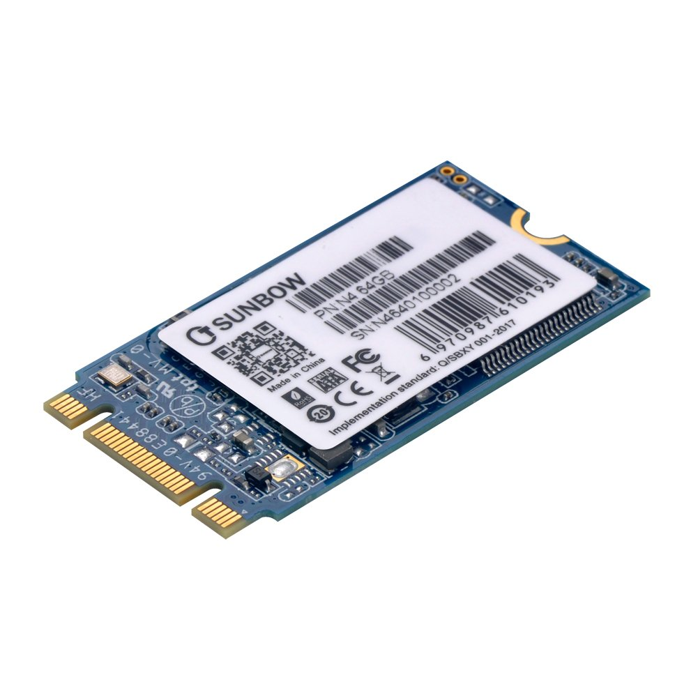64gb Ssd M.2 2242 Tc Sunbow