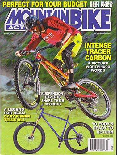 - Mountain Bike Action Magazine April 2017