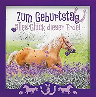 Zum Geburtstag Die Besten Wunsche Fur Alle Reiter Und Pferde