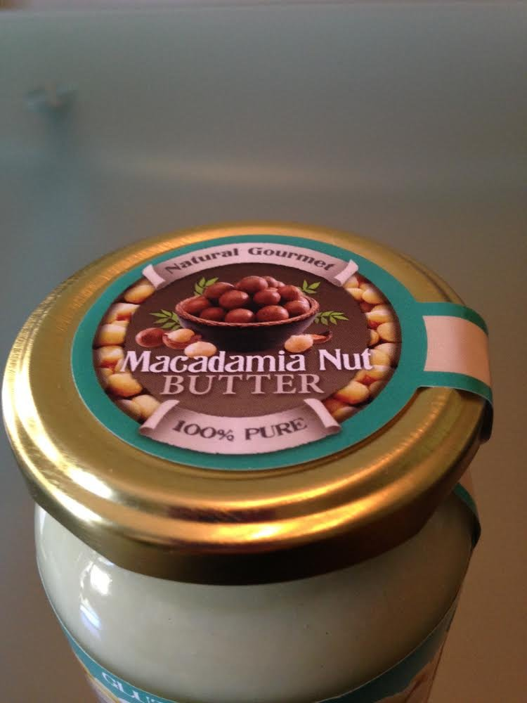 Macadamia Nut Butter| 100% Pure Raw and Without Any Additives or Sugar| Made from 100% Macadamia Nuts| Perfect Keto Diet Snack - 12 Oz