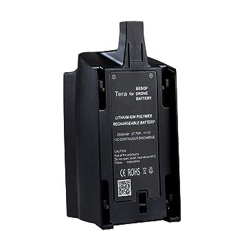 Tera Batería de repuesto de batería 2500mAh 11.1V 27.7Wh 10C para ...