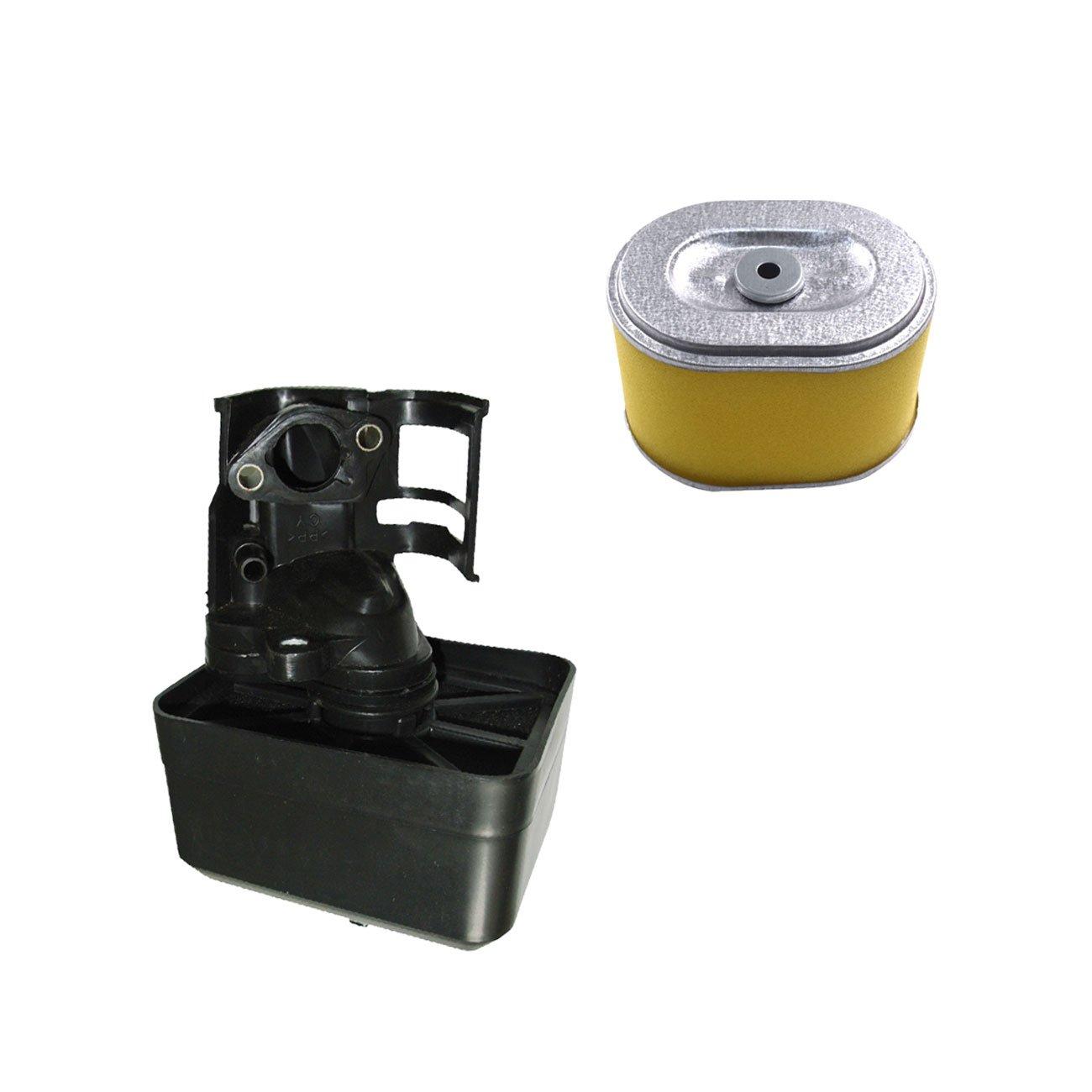 JRL Filtro de aire para Honda Gx200 Gx160 Gx140 5.5hp: Amazon.es ...