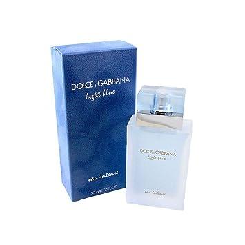9f1536ddd D G D G Light Blue Eau Intense(W) Edp 50 Ml X  Amazon.co.uk  Beauty