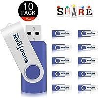 10-Pack Socotran 16GB USB 2.0 Thumb Flash Drive Stick