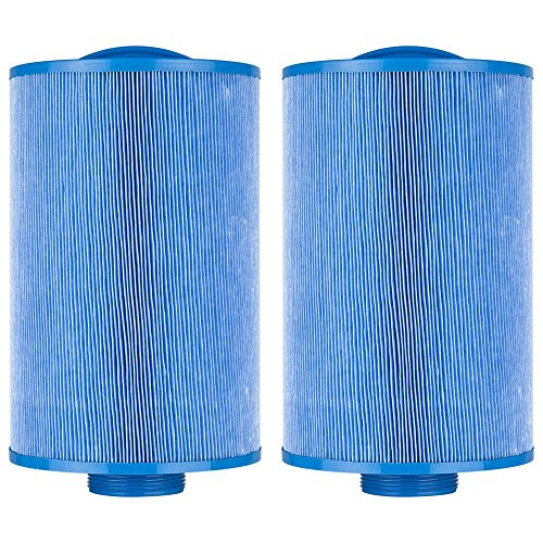 Clear Choice Pool Spa Filter 6.00 Dia x 9.25 in Cartridge Replacement for Master Spa Twilight Other PMA40L-F2M, [2-Pack]