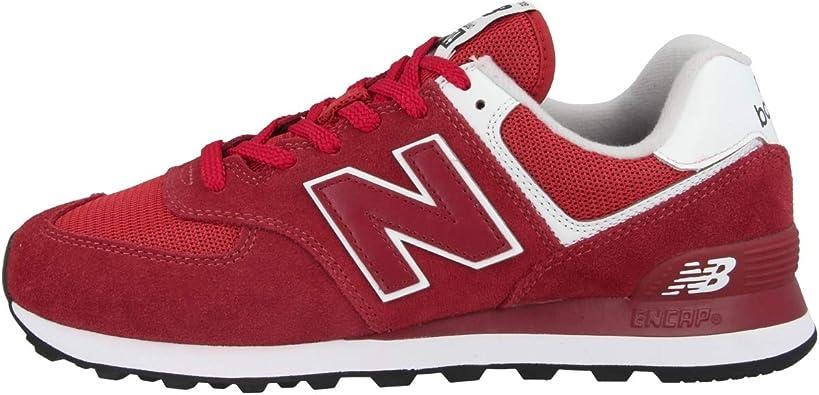 Tratar medias Clásico  New Balance 574, Zapatillas Hombre: Amazon.es: Zapatos y complementos