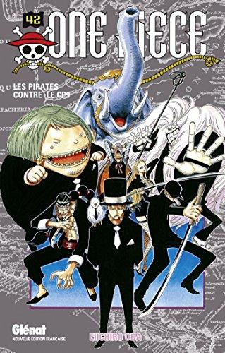 One Piece n° 42 Les pirates contre le CP9