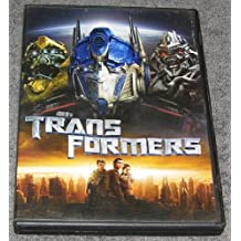 TRANSFORMERS (2007) (DVD MOVIE)