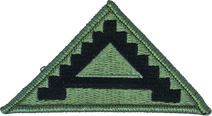 Amazon.com  7th United States Army Patch (ACU with Fastener)  Clothing fbeece5ad42