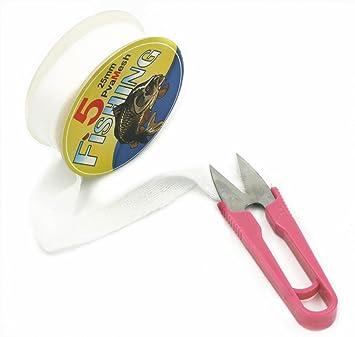 mimilure 25 mm PVA carpa pesca malla calcetín de recambio ...