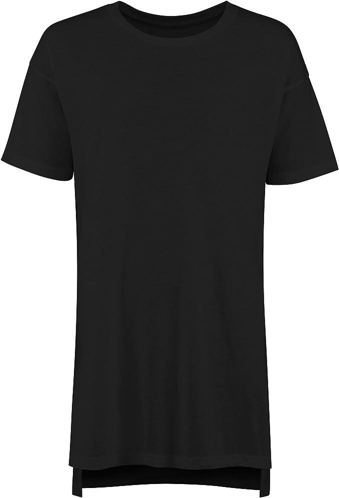 Comfy Co Womens//Ladies Sleepy T Short Sleeve Pyjama T-Shirt