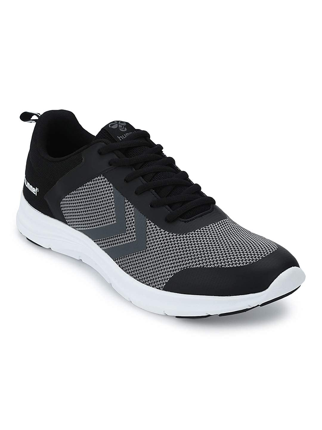 For 469/-(86% Off) hummel Unisex's Kiel Sneakers upto 86% off at Amazon India