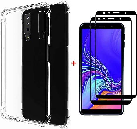 Fanxwu Funda Huawei Honor 8X Ultrafina Transparente Cristal Suave ...